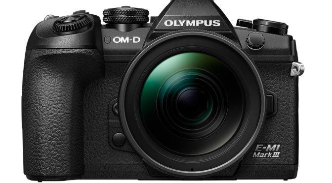 Olympus OM-D EM-1 Mark III  oder warum mir der Sensor egal ist, der Sucher aber nicht