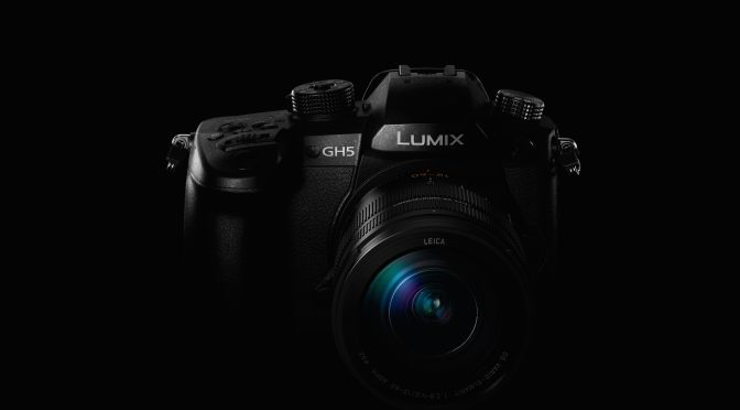 Heißer Preis: Einzelstück der Lumix GH5 im Angebot!