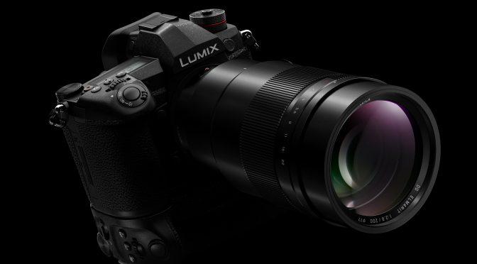 Neu: Panasonic 2,8/200 mit Leica Label & Preis!