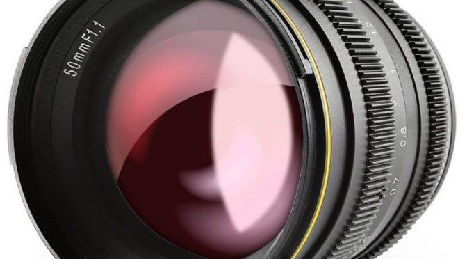 Neu: Das Kamlan 1,1/50mm für mFT ist bestellbar!