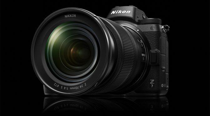 Welcome, Nikon. Seriously
