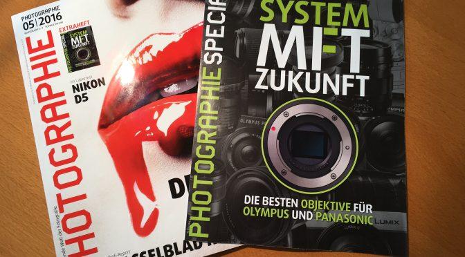mFT System: Photographie Spezial am Kiosk