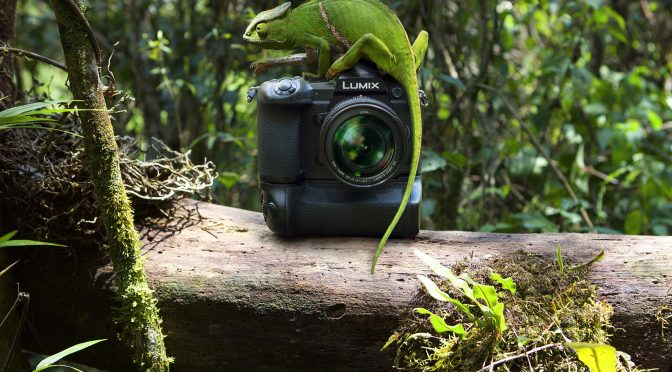 Neu: Lumix G9 vorgestellt, neues Panasonic Top Modell für Fotografen