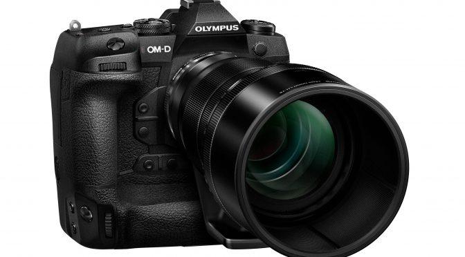 OM-D E-M1X: Spezialist & Technologieträger von Olympus