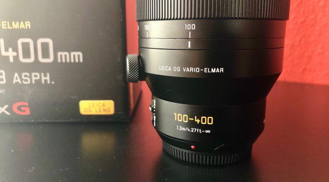 LEICA DG 100-400/F4.0-6.3 nach 12 Wochen, Zwischenbericht und Fazit!