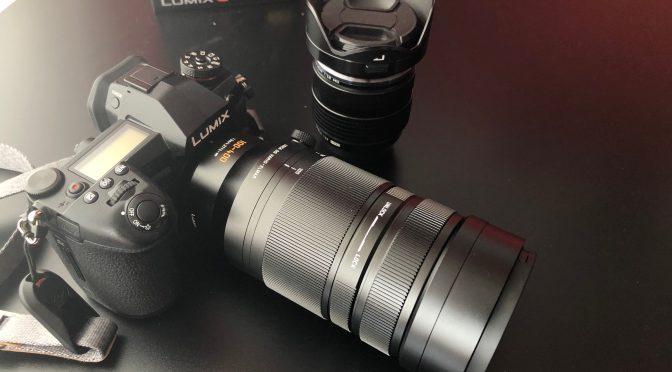 Das Lumix PanaLeica 4,0-6,3/100-400 mm, in jeder Hinsicht tragbar