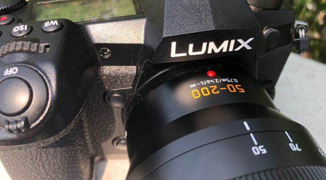 Gerüchte: Neue Software für die Top-Lumix`en GH5, GH5s und G9