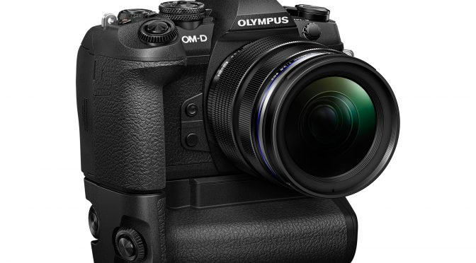 Zugabe: Olympus spendiert eine weitere Zugabe zur EM-1 Mk.II